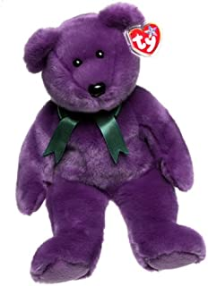 TY Beanie Buddy - EMPLOYEE the Bear