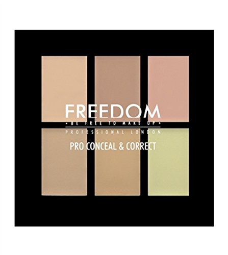 Freedom proartist, palette de manutention – korrektoren – Light, 6 g