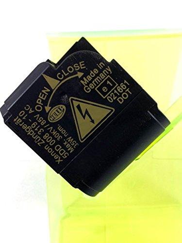 verwendet Hella 5DD 008319–10OEM Xenon Lampenfassungen Ignitor Zünder D2S D2R