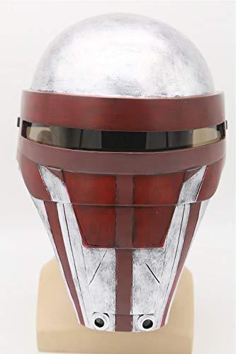 Déguisement Casque Masque Halloween Costume Resin Mask Cosplay Prop Adulte Helmet Film Replica Carnival Vêtements