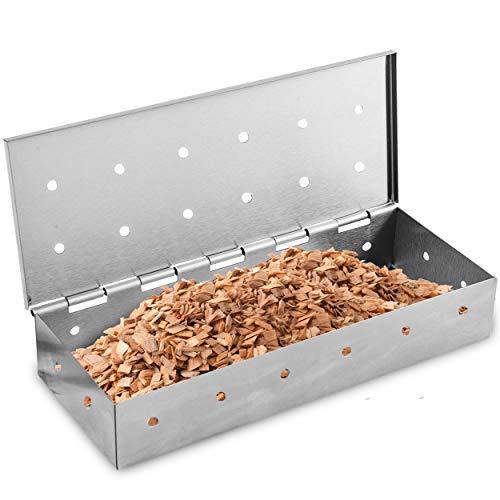 Best weber spirit smoker box