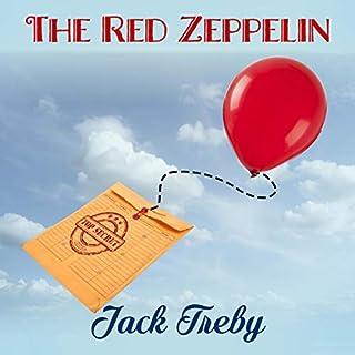The Red Zeppelin audiobook cover art
