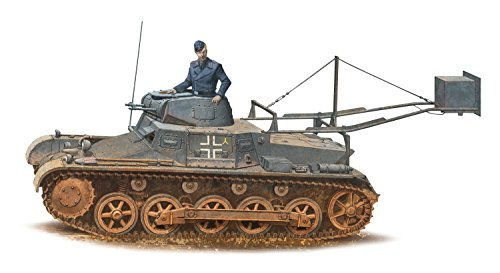 Dragon Models Pz.kpfw.i Mit Abwurfvorrichtung Smart Kit, 1/35-scale (japan