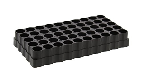 Redneck Convent Large Caliber 50 Round Universal Reloading Ammo Tray Loading Blocks 30-Pack