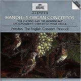 Archiv Masters - Händel (Orgelkonzerte) - imon Preston