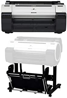 Canon imagePROGRAF iPF670 24-inch Large-Format Inkjet Printer, Bundled with Canon ST-26 Stand
