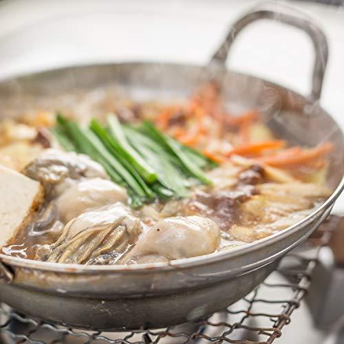 【地御前牡蠣】【国産真穴子】使用!真穴子鍋・牡蠣鍋セット (土手鍋)冷凍食品 ギフト 父の日 母の日 お中元 お歳暮