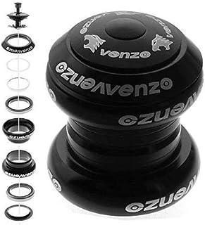 "Venzo 1-1/8"" Threadless Mountain Bike MTB Headset Sealed Bearings"