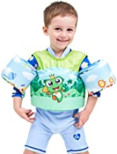 Delidge Baby Floats for Pool,Kids Life Jacket from 30 to 50lbs, Compatible 20-30 Pounds Infant/Baby/Toddler, Swim Vest with Arm Wings for Boys and Girls