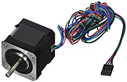 Ltd 1.7A 1.8 Degree 2phase with 1M 4-pin Cable/& Connector for 3D Printer Hobby CNC Router Engraving Milling Machine 17HS4401J Changzhou Rattm Motor Co Nema17 42 Stepper Motor 40mm 64oz.in 45Ncm