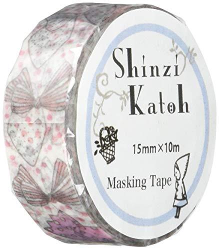 マスキングテープ リボン ks-mt-10272 ×5個セット