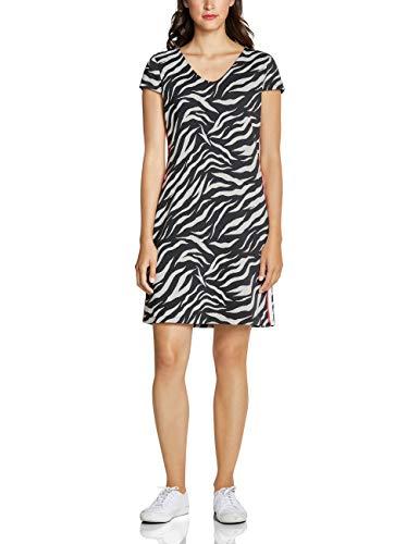 Street One Damen 142497 Kleid, neo Grey, (Herstellergröße:42)