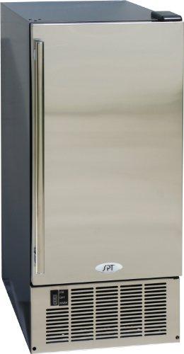 SPT IM-600US: Stainless Steel Under-Counter Ice Maker