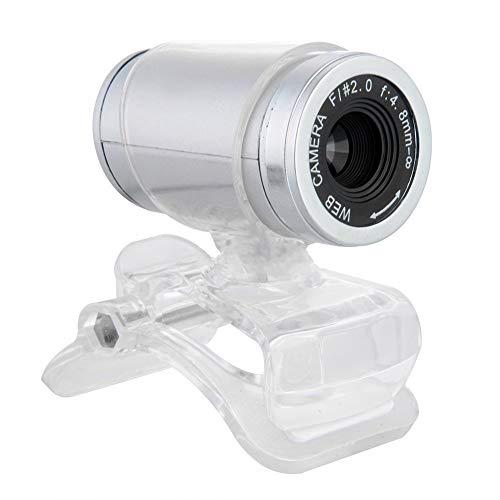 Helmay HD Webcam desktop laptop webcamera ingebouwde microfoon draaibare 360 graden voor LCD-scherm notebook