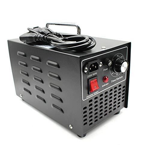 Futchoy - Generador de Ozono para purificador de aire con temporizador (160 W)