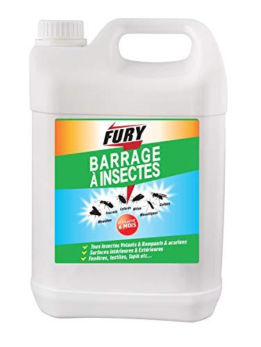 Fury Barrage à Insectes 5 L