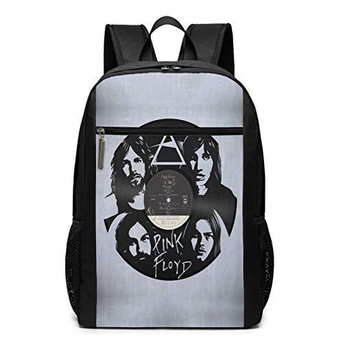 Pin-k Floyd - Mochilas ligeras para adolescentes y niñas, mochila escolar con bolsa de almuerzo