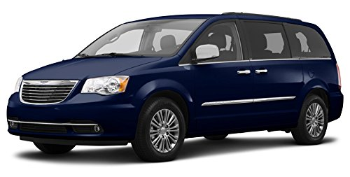 2014 Chrysler Town & Country Touring-L 30th Anniversary, 4-Door Wagon, True Blue Pearlcoat