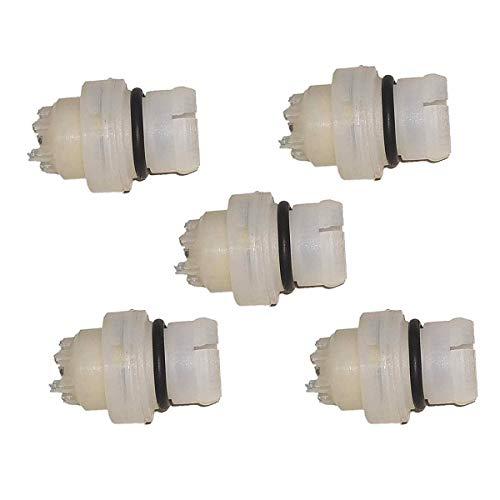 Hippotech Packung mit 5 Kraftstofftankentlüftungen für STIHL 044 024 036 034 026 MS280 MS360 MS381