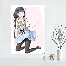 MXIBUN Cartel e Impresiones Kun No Revenge Anime Role Cuadro de Arte de Pared Lienzo de Pintura Regalo Sin Marco 50 * 70 cm