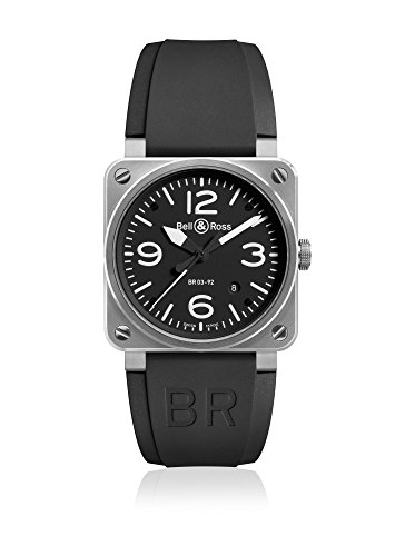 Bell and Ross Orologio Automatico Man 42 mm
