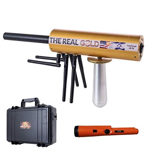 GOLD AKS Real LR-TR Long Range Precious Metal Detector...
