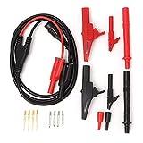 XUSHEN-HU Herramientas P1800A BNC macho Plug a 4mm Banana Plug Multímetro Electrónico Multi Metro Prueba Cable Sonda Digital
