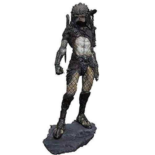 RGLTLY Film Charakter Statue Predator Modell 38cm Anime-Puppe Model