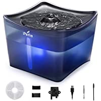 iPettie Kamino Automatic Pet Water Dispenser with LED Light
