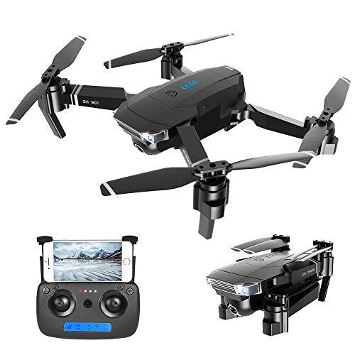 Goolsky SG901 4K Drone con Posizionamento Ottico della Fotocamera Posizionamento del Flusso Interfaccia MV Seguimi Foto gesti Video Quadricottero RC