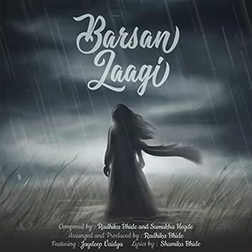 Barsan Laagi (feat. Jaydeep Vaidya)