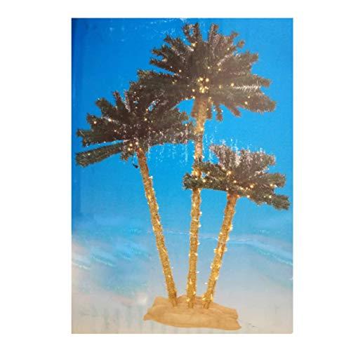 Pratesi Baum mit LED-Lichtern, 180 cm, 3 Stück