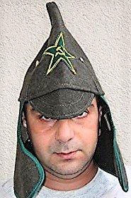 Mütze Budjonny,Russland, Fasching ,Karneval ,Putin, Gr. 61
