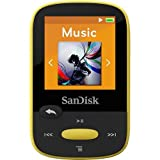 Sandisk SDMX24-008G-A46Y 8gb 1.44' Clip Sport Mp3 Players (Yellow)