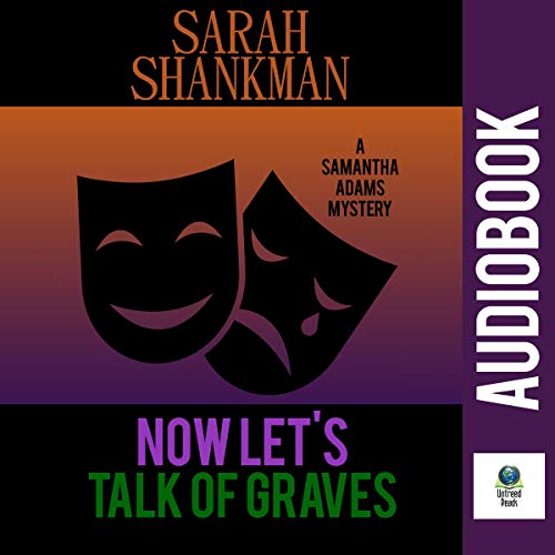Now Let's Talk of Graves audiobook cover art