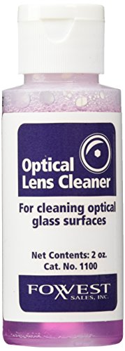 Fisherbrand Optical Lens Cleaner; Nonflammable; Capacity: 2. (59mL)
