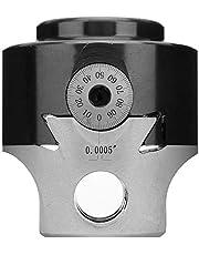 Cabezal de Mandrinar Británico de 3/4 '' F1 Cabezal de Mandrinar de Fresado de Acero al Manganeso para Precisión de Uso Múltiple 0.005