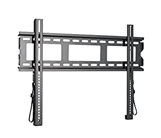 """Sanus Super Low Profile TV Wall Mount for 37""""-80"""" LED, LCD and Plasma Flat and Curved Screen TVs and Monitors - MLL11-B1 (B00UNR0L5Y) 
