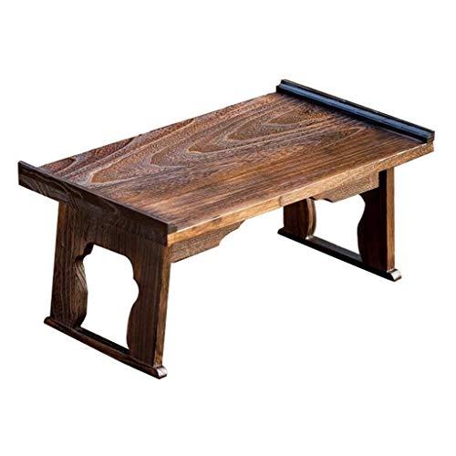 N/Z Tägliche Ausstattung Couchtische Wohnzimmer Veranda Tisch Home Einfacher Kleiner Teetisch Klappbarer Erkerfenster Schreibtisch Multifunktionsküche Niedriger Tisch