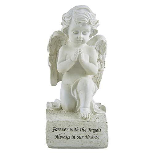 Cici & Jimmy Guardian Angel Figurine