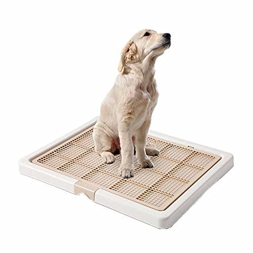 WXJ Vassoio per Cani Extra Large Vasino con Cuscinetto Antiscivolo Vassoio per Addestramento in Rete per Cani di Taglia Grande E Media, Tenere Le Zampe Asciutte, 76 × 62 × 5 CM