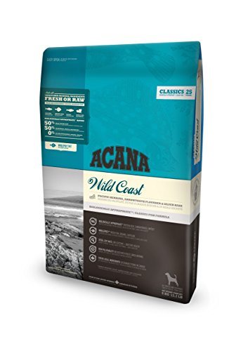 11,4 KG Acana classics wild coast hondenvoer