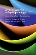 Levels of Analysis in Psychopathology: Cross-Disciplinary Perspectives (English Edition)