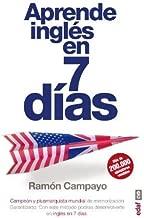 Aprende ingles en siete dias (Spanish Edition)