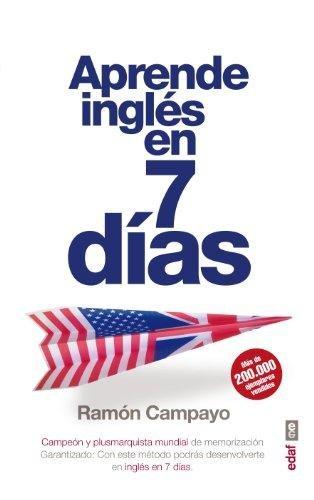 Aprende Ingles En Siete Dias (Psicología y Autoayuda)