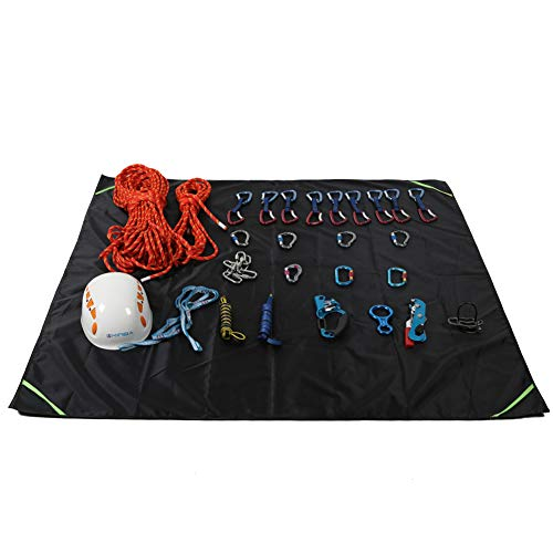 Outdoor Waterproof Rope Base Storage Fabric, Can Carry 400 Pounds Of Weight, Durable And Wear Resistant, Suitable for Picnic, Barbecue, Climbing, Caving