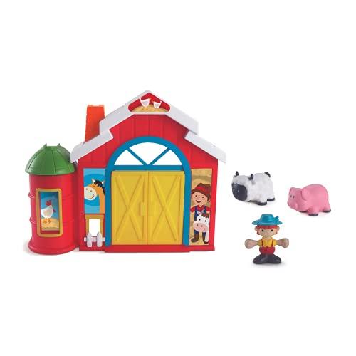 Conjunto De Atividades - Fazendinha - Minimi - New Toys