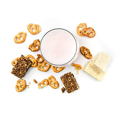 WonderSlim Basic 4 Week Diet Kit – Complete Weight Loss Package – Meal Replacements, Bars, and Snacks