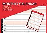 2022 Wall Planner Calendar A3 St...