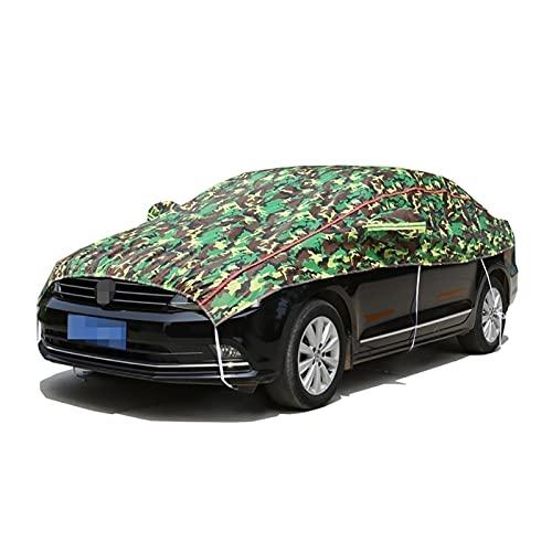 YXPDCZ Cubierta de la Cubierta del Parabrisas de la Cubierta del Coche Protege la privacidad de los vehículos, Espesa, Compatible con Toyota Corolla (Color : D)
